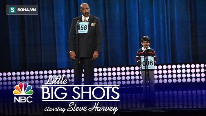 Mặt trời bé con của Lại Văn Sâm và cú ép-phê 12,8 triệu lượt xem có tên Little Big Shots - Ảnh 5.