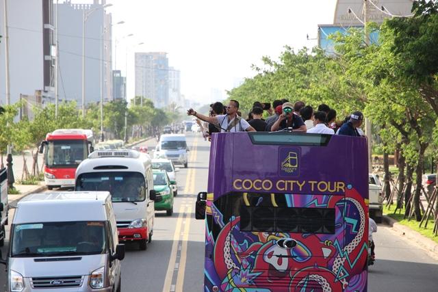 Khám phá tuyến xe buýt 2 tầng phục vụ du lịch đầu tiên tại Đà Nẵng - Ảnh 6.