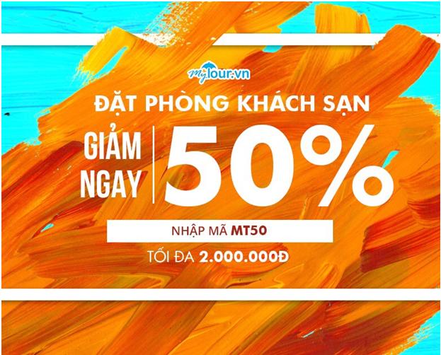 Mã giảm giá cực hot 50% từ Mytour.vn, thỏa sức vi vu Đà Lạt mộng mơ - Ảnh 1.