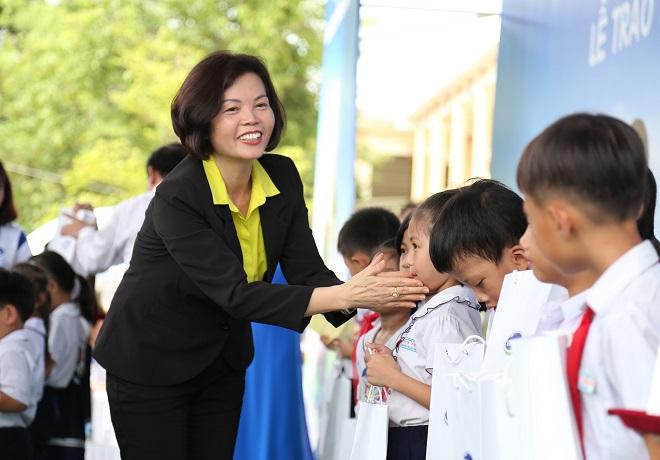 Hành trình 10 năm và 31,5 triệu ly sữa đến với 400 ngàn trẻ em Việt Nam - Ảnh 3.