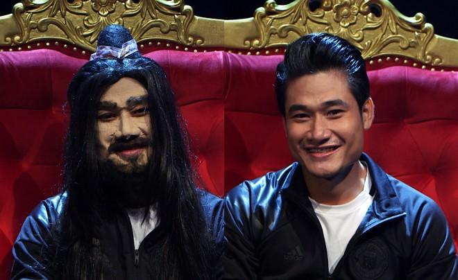 Gameshow lạ, kinh dị lên sóng VTV3: Chí Phèo hẹn hò Mỵ Nương, Thạch Sanh kết duyên Thị Nở - ảnh 1