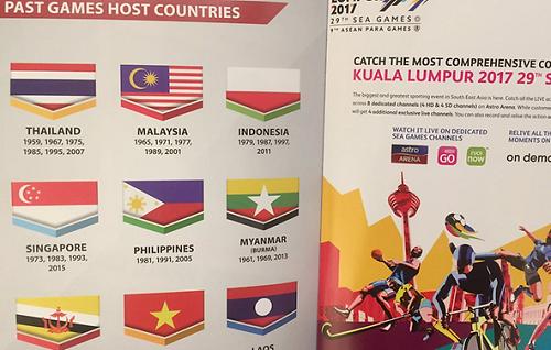 Báo Singapore bóc 5 sự cố bên lề khiến tất cả ngán ngẩm ở SEA Games 29 - Ảnh 1.