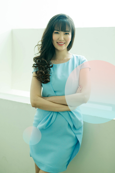 Hoa hậu Việt Nam 1994 Nguyễn Thu Thủy: Người ta nghĩ tôi có đại gia bơm tiền, chống lưng, kinh doanh chỉ để cho vui - Ảnh 3.