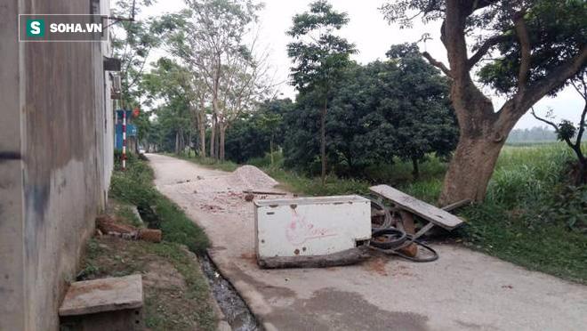 Người dân Đồng Tâm không đến UBND huyện gặp Chủ tịch Chung, cuộc đối thoại biến thành cuộc họp - Ảnh 1.