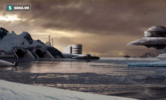 Rò rỉ tài liệu mật của CIA: Xuất hiện 3 UFO do thám căn cứ quân sự ở Nam Cực - Ảnh 2.