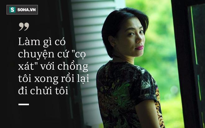 Vợ Xuân Bắc dằn mặt diễn viên Kim Oanh: Tôi chưa thấy loại em nào chửi vợ của anh mình như thế - Ảnh 1.