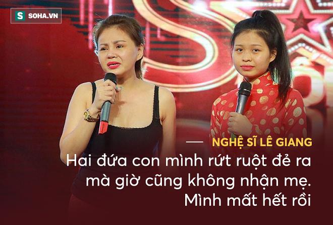 2 mẹ con nghệ sĩ Lê Giang - Duy Phước lần đầu đối diện với bi kịch đen tối của gia đình - Ảnh 4.