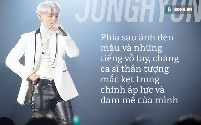 Jonghyun đột ngột qua đời: Lời nguyền khủng khiếp số 27 ám ảnh các ngôi sao toàn thế giới! - Ảnh 3.