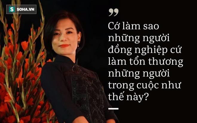 Vợ Xuân Bắc dằn mặt diễn viên Kim Oanh: Tôi chưa thấy loại em nào chửi vợ của anh mình như thế - Ảnh 3.