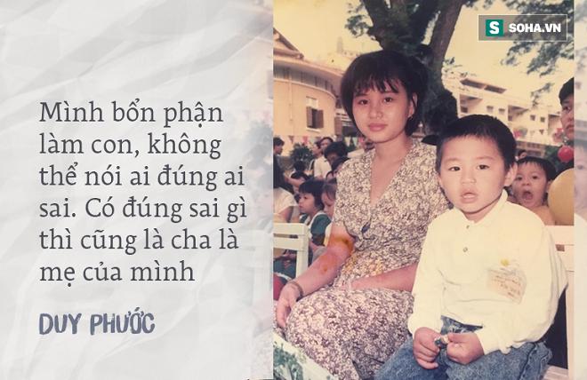 Con trai Lê Giang: Mẹ ham chơi, bỏ con ở nhà đi vũ trường bị ba đánh từ trên lầu đánh xuống - Ảnh 4.