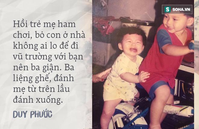 Con trai Lê Giang: Mẹ ham chơi, bỏ con ở nhà đi vũ trường bị ba đánh từ trên lầu đánh xuống - Ảnh 3.
