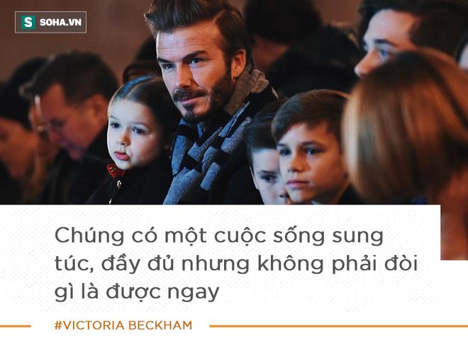 Cách vợ chồng Beck - Vic dạy con: Có cha mẹ giàu có nhưng vẫn phải đi rửa chén bát thuê - ảnh 5