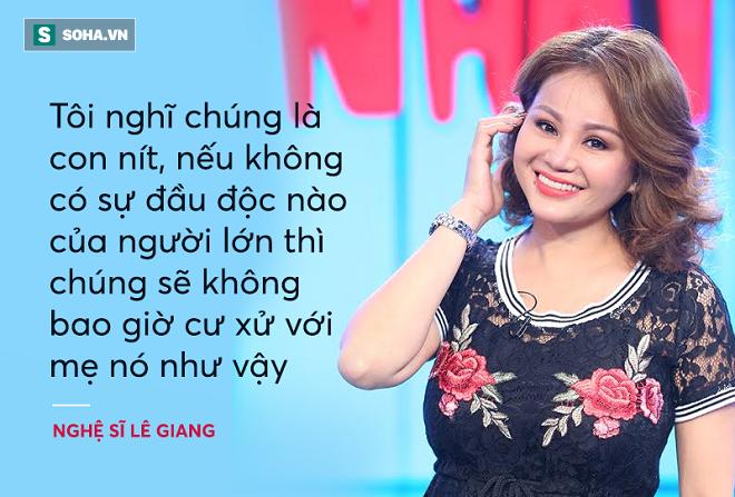2 mẹ con nghệ sĩ Lê Giang - Duy Phước lần đầu đối diện với bi kịch đen tối của gia đình - Ảnh 3.