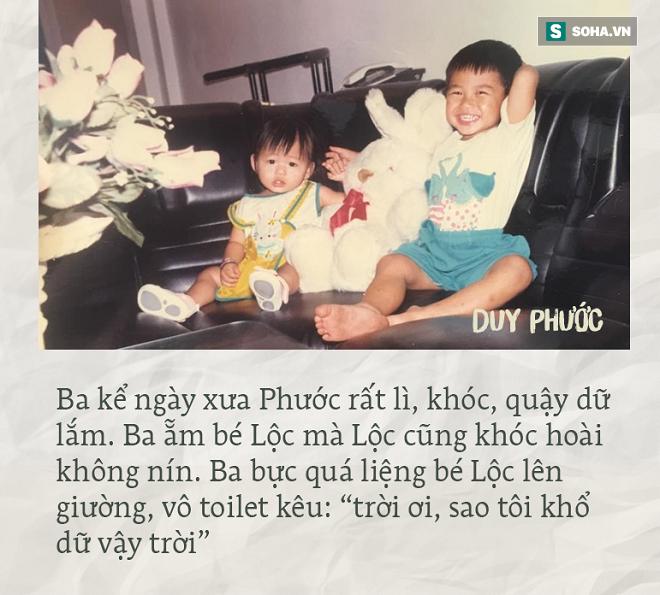 Con trai Lê Giang: Mẹ ham chơi, bỏ con ở nhà đi vũ trường bị ba đánh từ trên lầu đánh xuống - Ảnh 2.