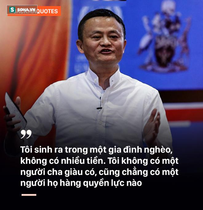 10 phát ngôn truyền cảm hứng của Jack Ma tới giới trẻ Việt - Ảnh 1.