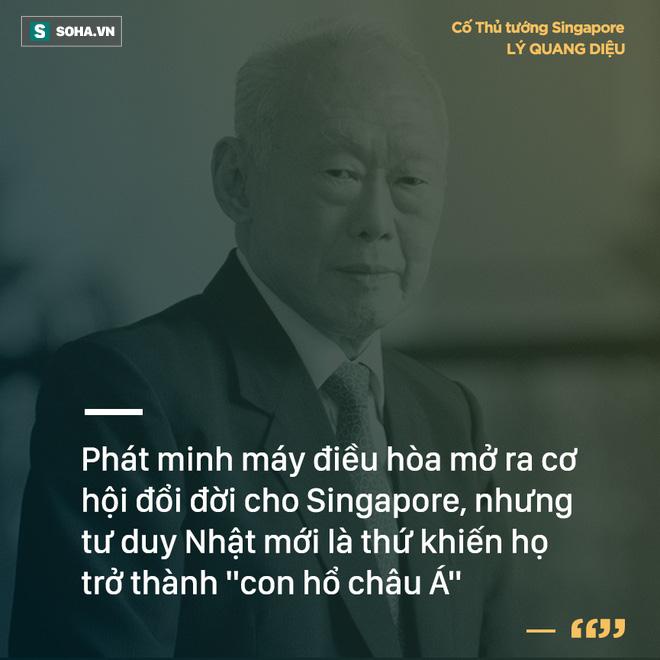 Chỉ với một câu nói, Nhật Bản đã giúp Singapore trở thành hòn đảo trí thức phồn thịnh hàng đầu của châu Á - Ảnh 1.