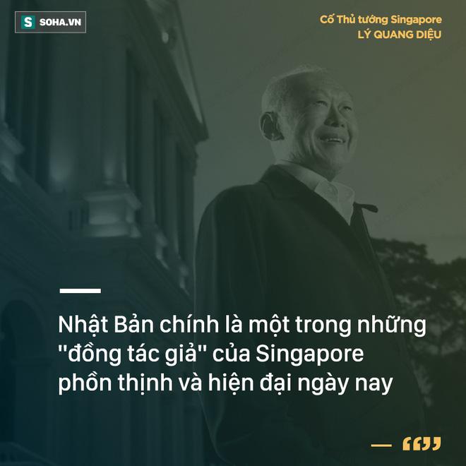 Chỉ với một câu nói, Nhật Bản đã giúp Singapore trở thành hòn đảo trí thức phồn thịnh hàng đầu của châu Á - Ảnh 2.