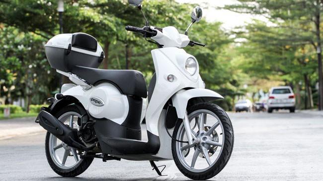 Cận cảnh chiếc xe máy có giá rẻ nhất Việt Nam - Ảnh 7.