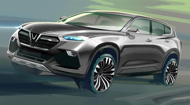 20 mẫu xe ô tô thiết kế dành riêng cho người Việt, đẹp không kém các thương hiệu nổi tiếng - Ảnh 14.