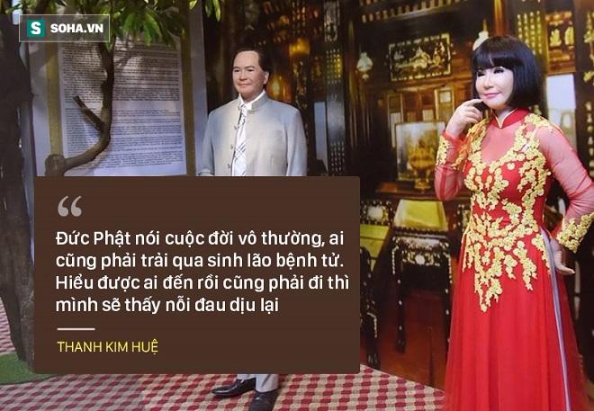 NSƯT Thanh Kim Huệ: