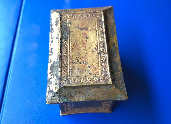 Cận cảnh cổ vật bằng vàng tại Nghệ An vừa được công nhận là bảo vật Quốc gia - Ảnh 4.