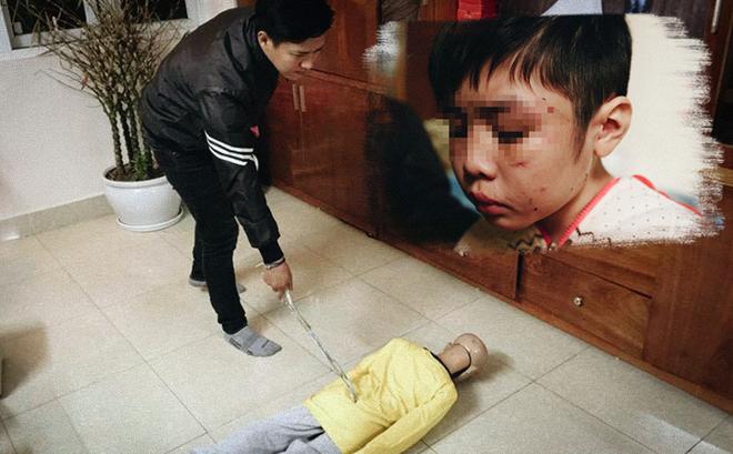 Bố đẻ, mẹ kế bạo hành bé trai 10 tuổi có thể bị xử lý như thế nào? - ảnh 2