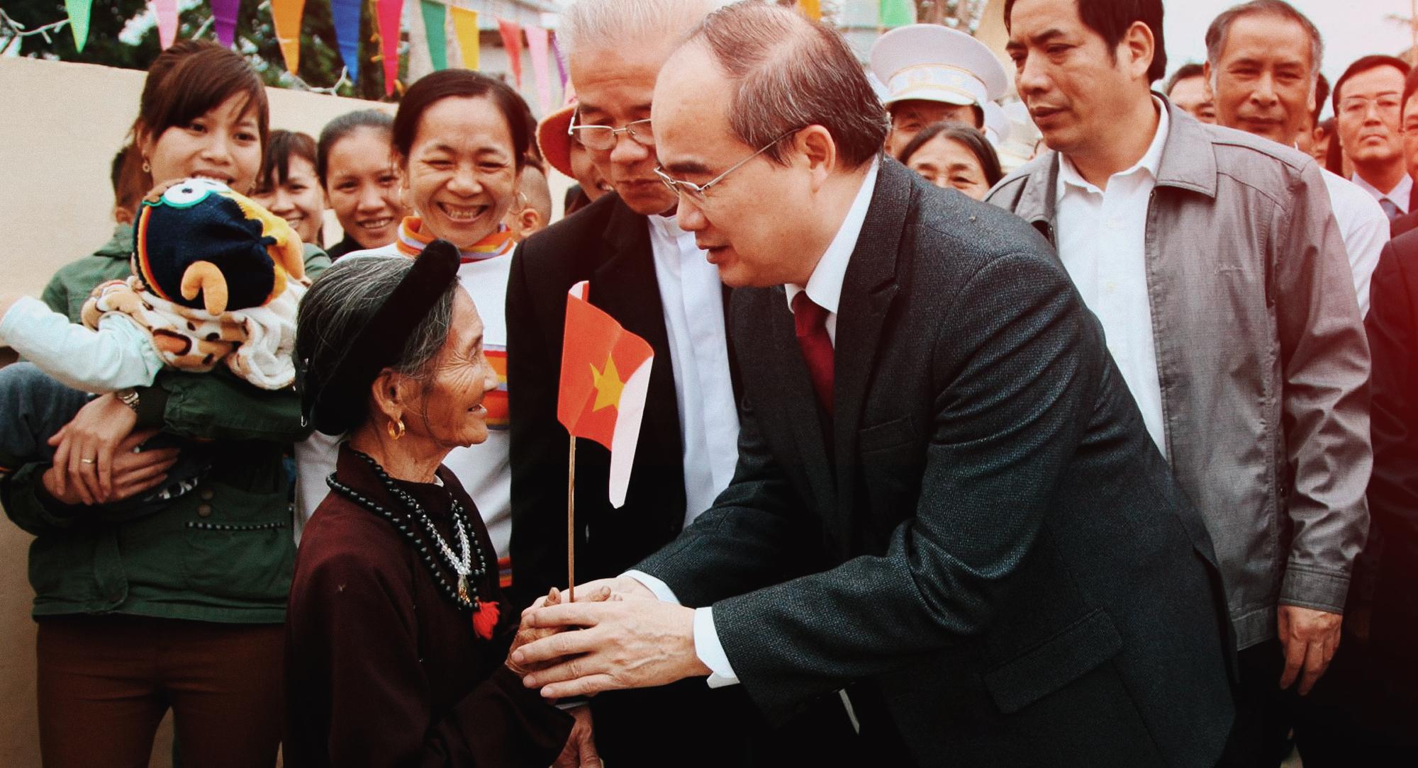 Chân dung tân Bí thư Thành ủy TPHCM Nguyễn Thiện Nhân - Ảnh 4.