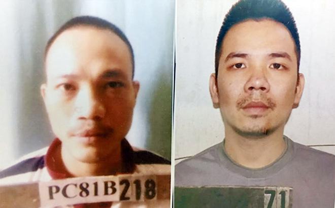 2 tử tù tự rút chân ra khỏi cùm, khoét tường dày 30cm vượt ngục - Ảnh 2.