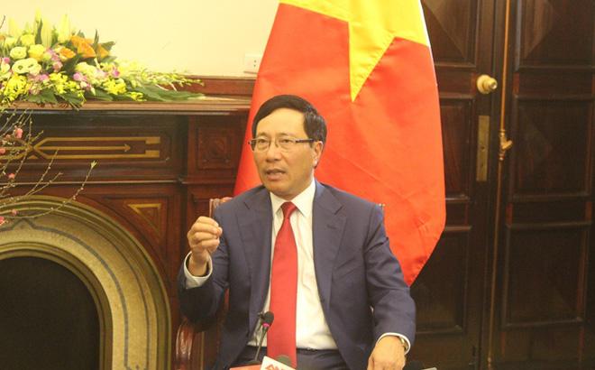 Phó Thủ tướng Phạm Bình Minh nói về việc Trung Quốc mở Tổng lãnh sự quán tại Đà Nẵng - Ảnh 1.