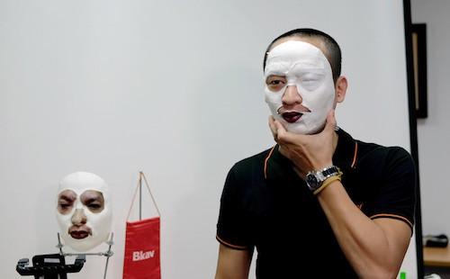 Mặt nạ BKAV bóc iPhone X của Apple: Khi Face ID đối đầu Fake PR - Ảnh 1.