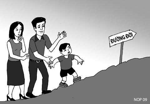 Nghịch lý phụ huynh Việt: Người làm cha mẹ nên đọc và ngẫm! - Ảnh 2.