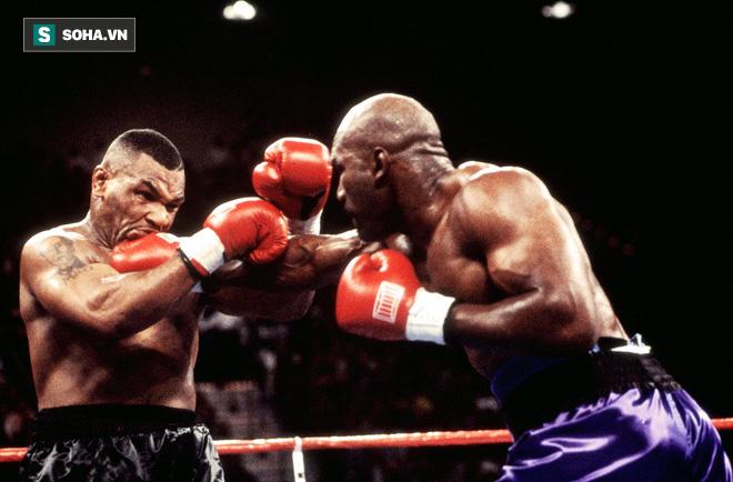 Mike Tyson: Người thép không bao giờ gục ngã - Ảnh 2.