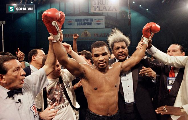 Mike Tyson: Người thép không bao giờ gục ngã - Ảnh 5.