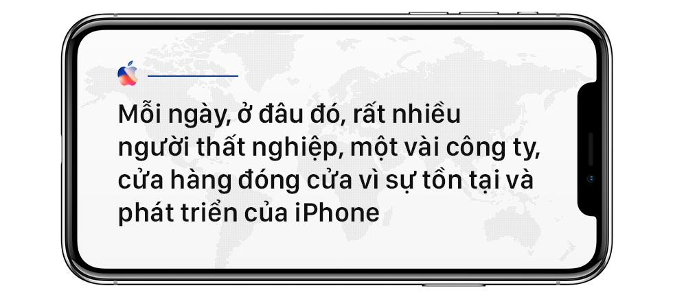 iPhone X: Mảnh ghép cuối trong chiếc quan tài smartphone của Apple? - Ảnh 3.