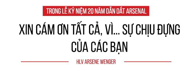 Cặp mắt xanh ngày ấy của Wenger nhấn chìm Arsenal vào kỷ nguyên ăn mày dĩ vãng - Ảnh 8.