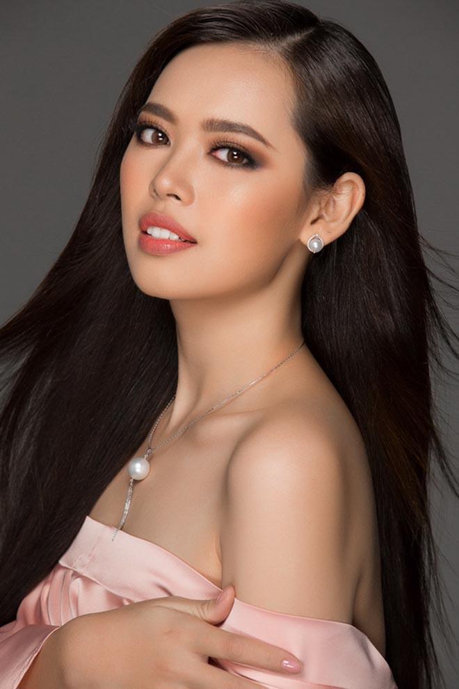 5 mỹ nhân có thành tích học tập ấn tượng nhất Hoa hậu Hoàn vũ Việt Nam - Ảnh 12.