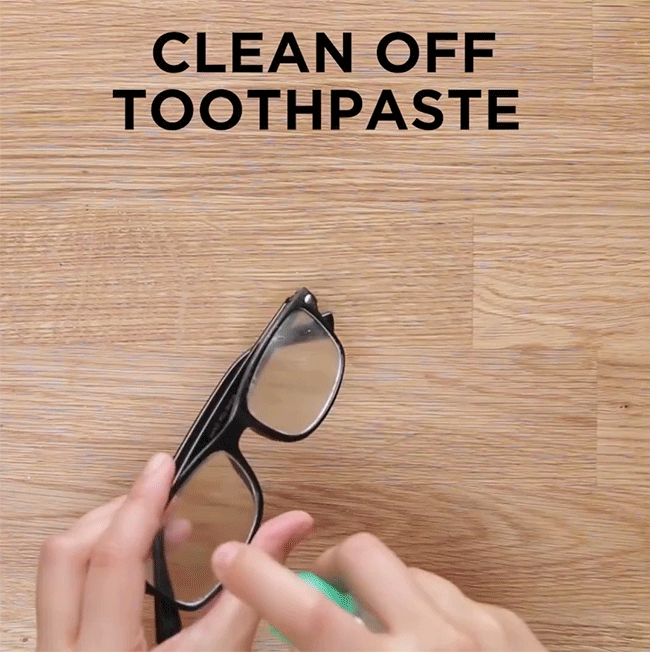 Hội kính cận đừng bỏ qua cách xử lý vết trầy xước trên mắt kính đơn giản sau - Ảnh 3.