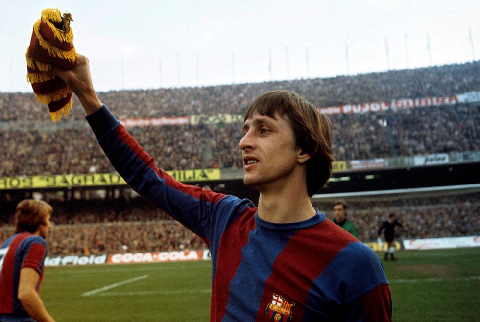 Johan Cruyff: Chỉ thành công thôi là chưa đủ! - Ảnh 7.