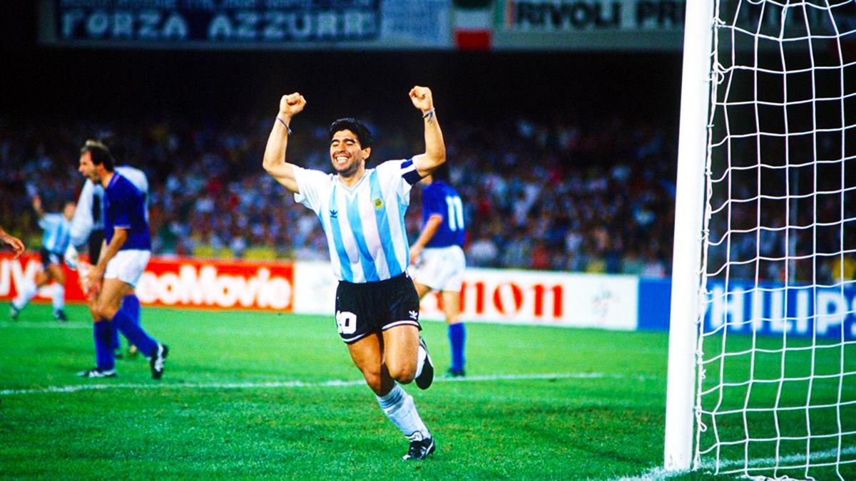 Ở nơi ấy, Maradona là siêu sao, là thánh sống, là Chúa trời - Ảnh 16.