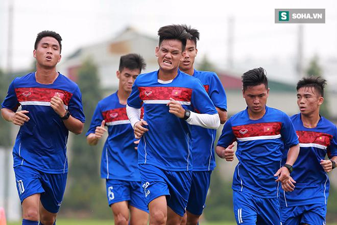 HLV Hoàng Anh Tuấn trải lòng trước ngày dẫn U20 Việt Nam sang Đức du học - Ảnh 1.