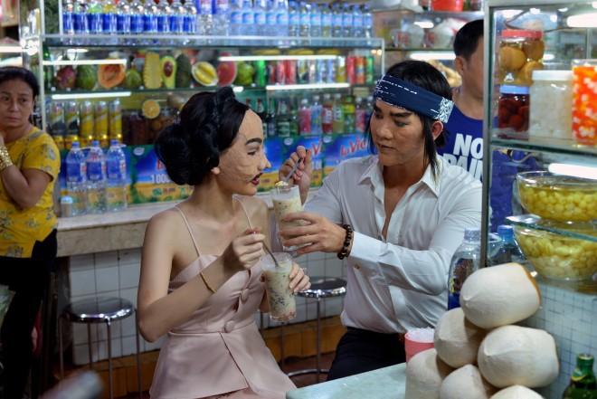 Hẹn hò kinh dị: Loại trai đẹp chọn nhầm trai xấu, Phi Huyền Trang thất vọng không thèm đến cuộc hẹn - Ảnh 5.