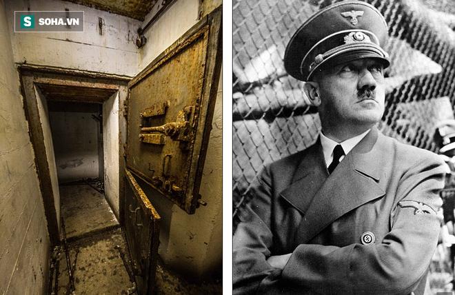 Thâm nhập hầm trú ẩn bí mật của Hitler sâu 30m dưới lòng đất: Đội thám hiểm bị ám ảnh - Ảnh 6.