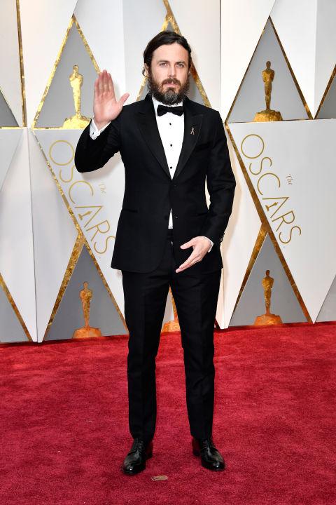 Thảm đỏ Oscar 2017: Mỹ nhân 50 Sắc Thái mờ nhạt dù mặc toàn đồ hiệu - Ảnh 20.