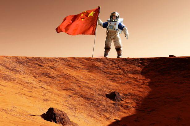 Châu Á tr? thành ??i th? ?áng g?m c?a SpaceX, NASA trong cu?c ?ua chinh ph?c sao H?a - ?nh 4.