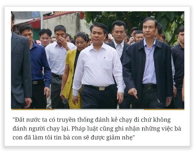 10 phát ngôn vụ Đồng Tâm của Chủ tịch HN Nguyễn Đức Chung - Ảnh 5.