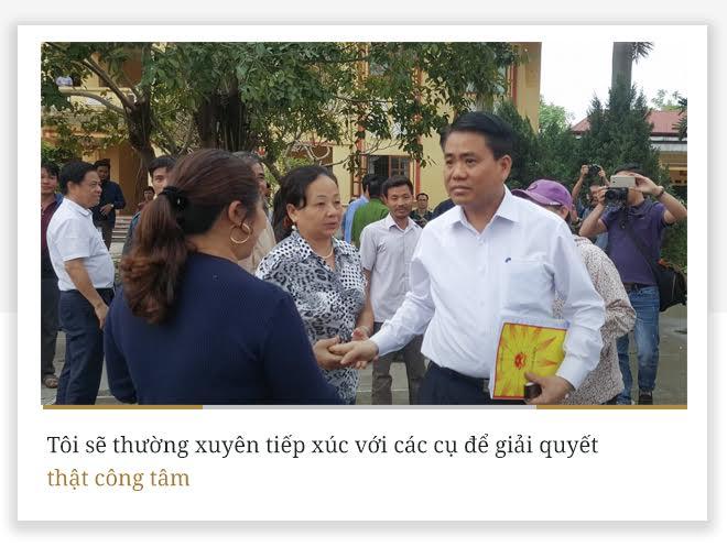 10 phát ngôn vụ Đồng Tâm của Chủ tịch HN Nguyễn Đức Chung - Ảnh 8.