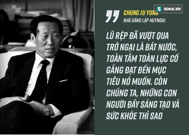 Hai con vật nhỏ bé làm thay đổi số phận người sáng lập tập đoàn Huyndai - Chung Ju Yung - Ảnh 1.