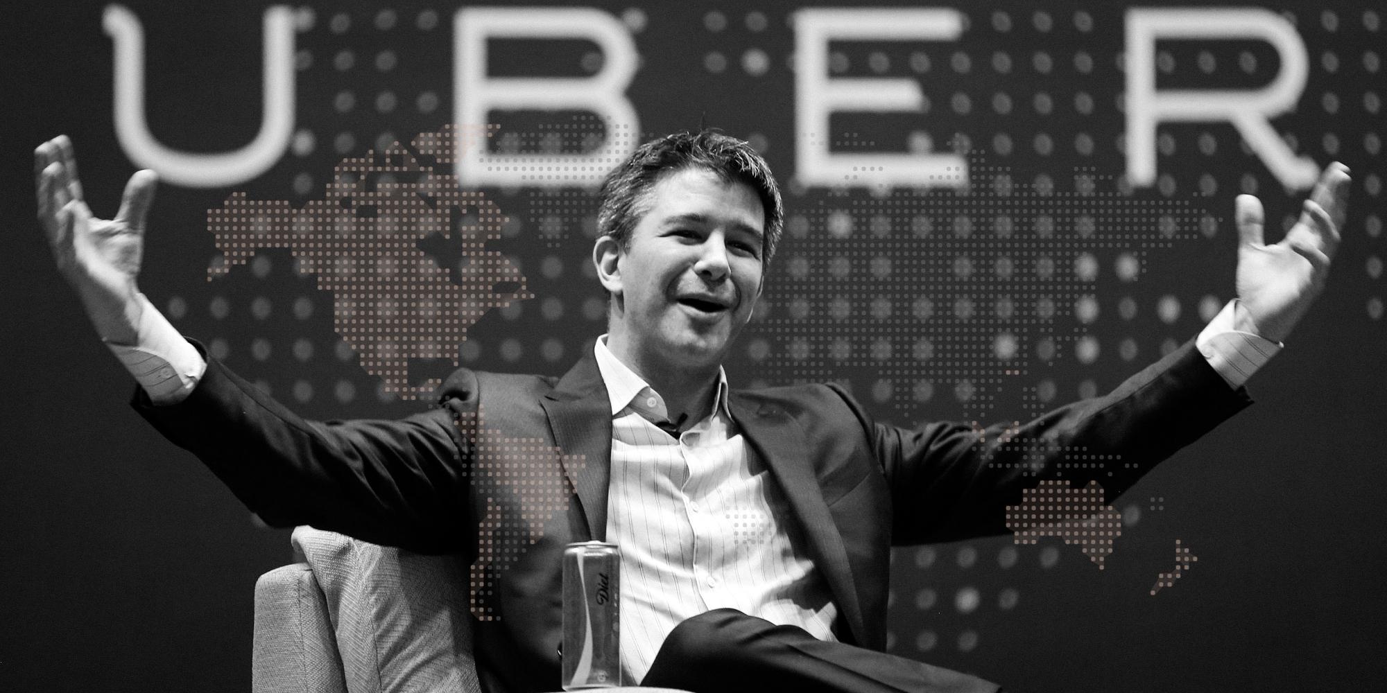 Travis Kalanick: Con sói cô đơn kiệt sức của Uber - Ảnh 9.