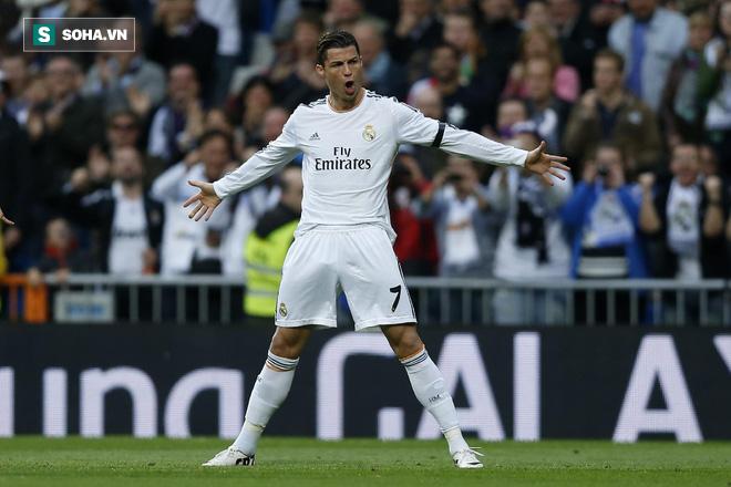 Cristiano Ronaldo: Vươn tới sự vĩ đại nhờ tiếng huýt sáo của... người nhà - Ảnh 4.