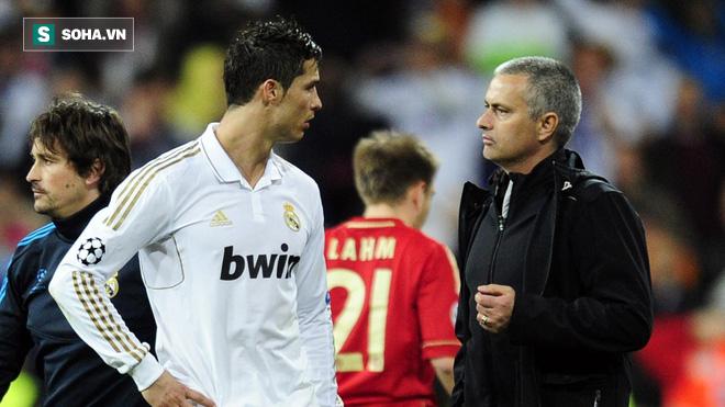 Ronaldo cay cú khi Mourinho thổ lộ ngôn tình với Matic - Ảnh 1.